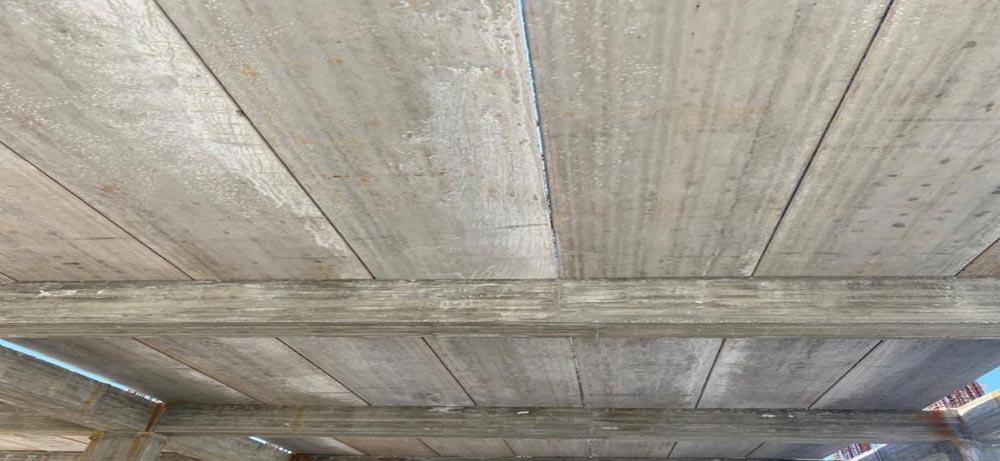 سقف هالوکور پیش ساخته بتنی دال بتنی پیش تنیده